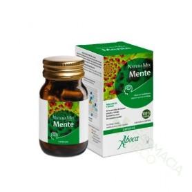 Natura Mix Advanced Mente - frasco de 50 cápsulas
