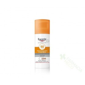 EUCERIN SUN PROTECTION 50+ CC CREAM 50 ML