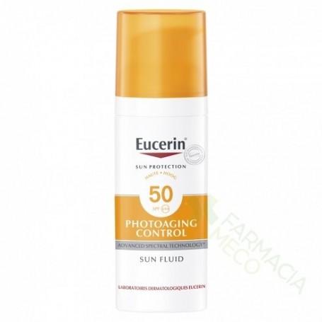 EUCERIN SUN PROTECTION 50 PHOTOAGING 50 ML