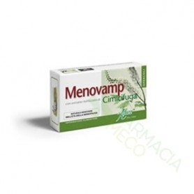 MENOVAMP CIMICIFUGA 60 CAPS