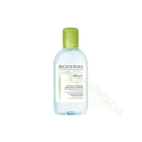 SEBIUM H2O BIODERMA 100 ML