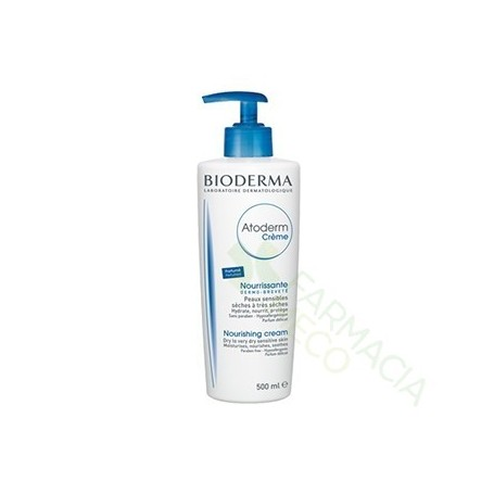 ATODERM CREMA BIODERMA 500 ML CON DISPENSADOR