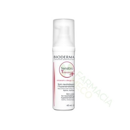 SENSIBIO TOLERANCE PLUS 40 ML