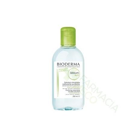 SEBIUM H2O BIODERMA 250 CC