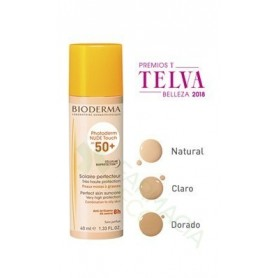 PHOTODERM NUDE SPF 50+ BIODERMA COLOR DORADO 40