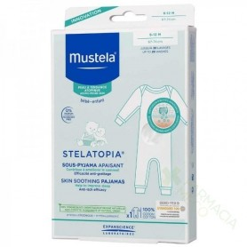 Stelatopia Pijama de Alivio Mustela Talla 12-24